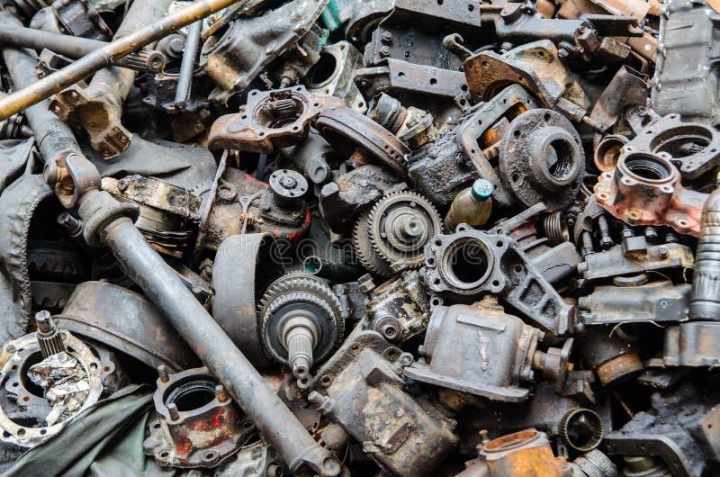 El motor de la reutilización fotografía de archivo