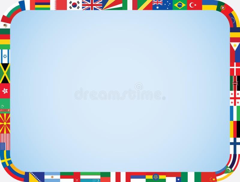 Perfecto X Bandera Del Marco Bosquejo - Ideas de Arte Enmarcado ...