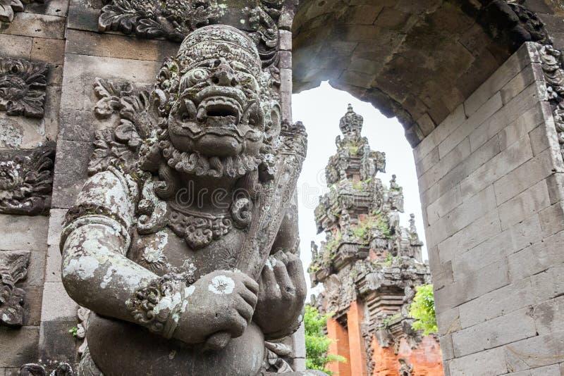 El museo de Bali fotos de archivo libres de regalías
