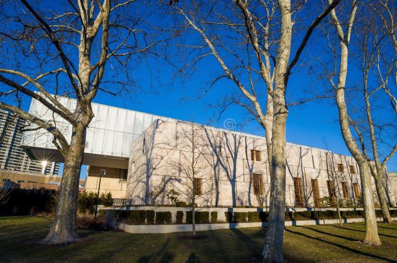 El museo de Barnes en Philadelphia fotos de archivo