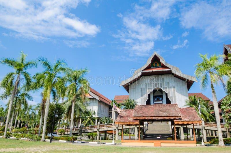 El museo más grande de Asia sudoriental fotografía de archivo libre de regalías