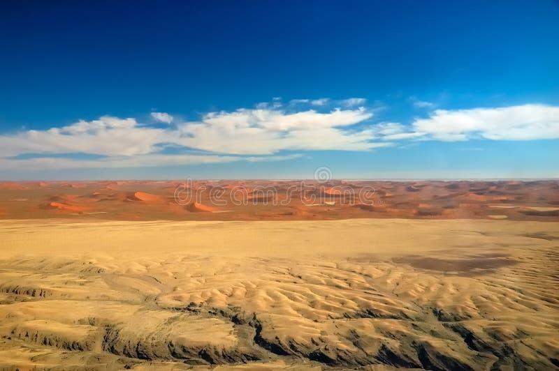 El Namib (Namibia) fotografía de archivo libre de regalías