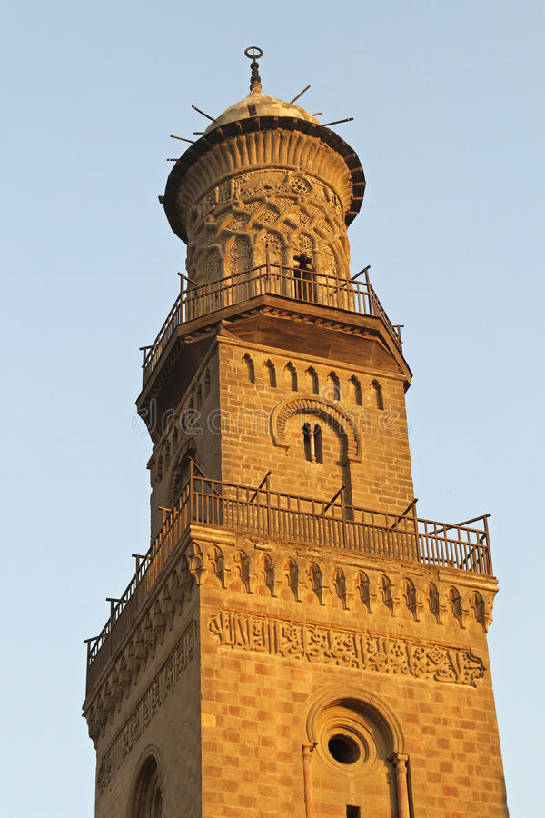 Download El Nasir Minaret Royalty Free Stock Image - Image: 28558226