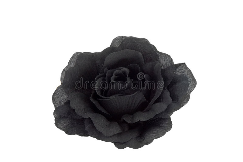 El negro se levantó foto de archivo