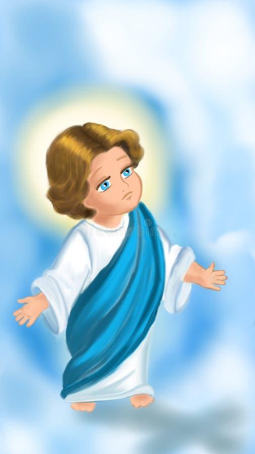 El niño Jesús libre illustration