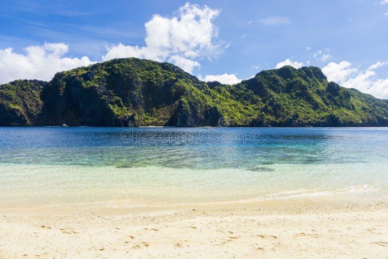 EL Nido Palawan Filippine fotografie stock