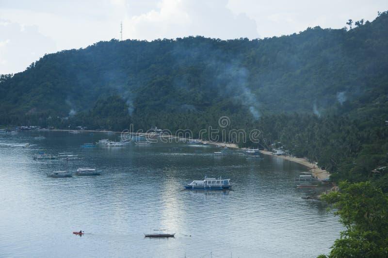 EL Nido, Philippines photos libres de droits