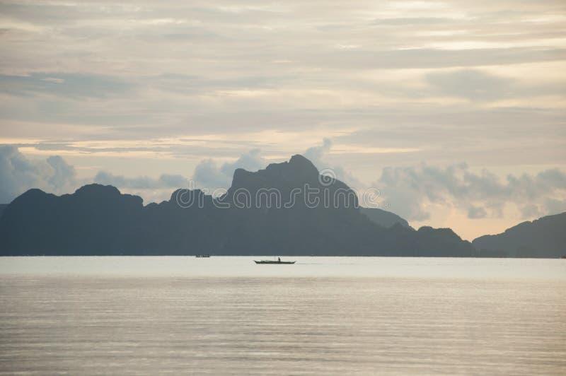 EL Nido, Philippines images stock