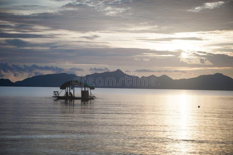 EL Nido, Philippines photographie stock libre de droits