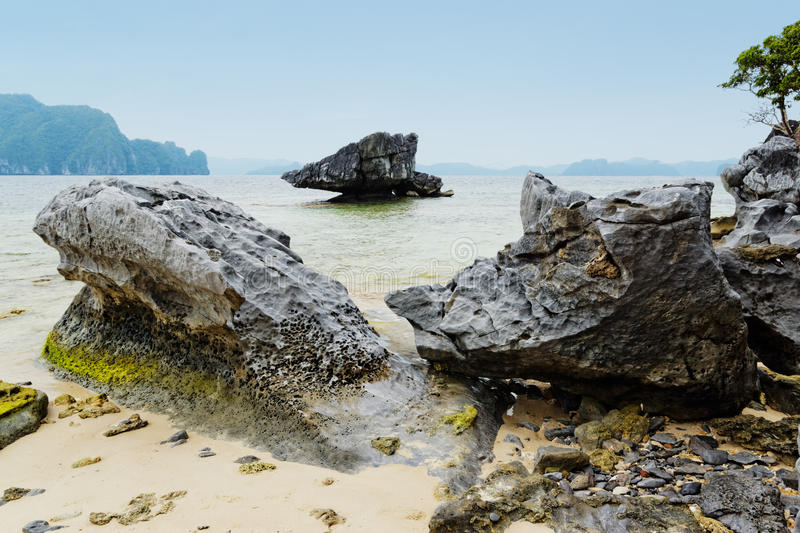 El Nido, Philippines royalty free stock images