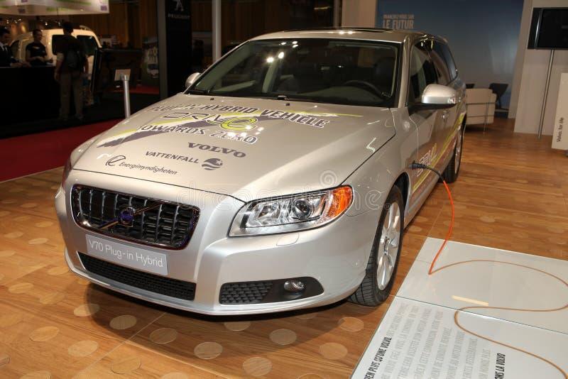 El nuevo híbrido del enchufe de Volvo V70