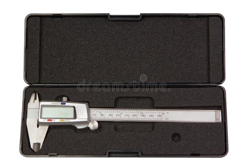 El nuevo trasmallo del calibrador. fotos de archivo