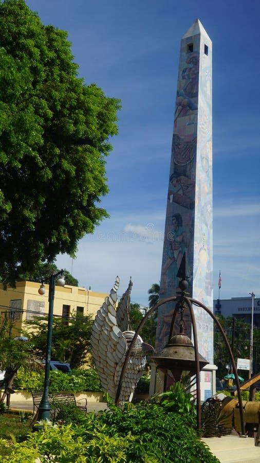 Download EL Obelisco En El La Romana, República Dominicana Imagen de archivo - Imagen de ciudad, pasajero: 64205901
