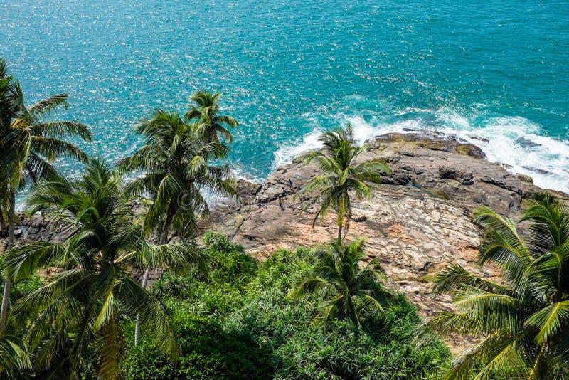 El Océano Índico imagen de archivo libre de regalías
