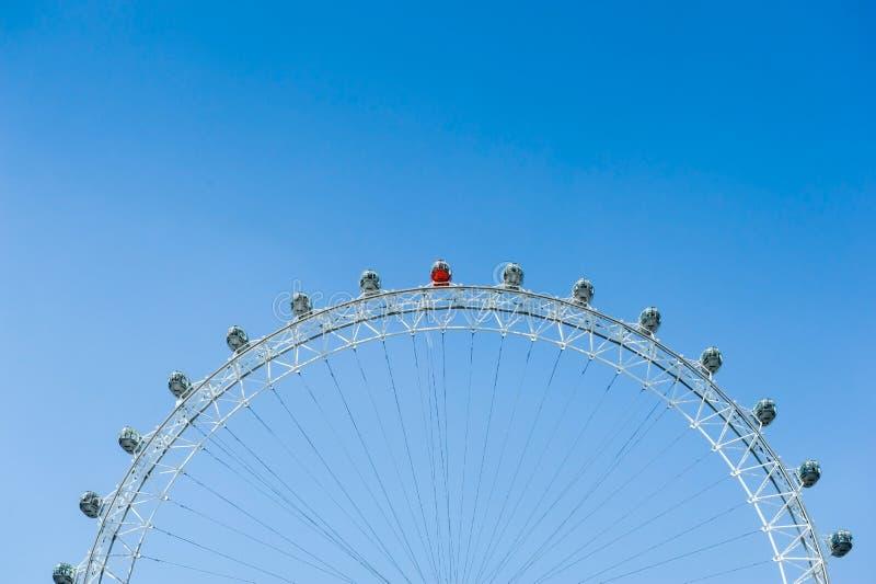 Download El ojo de Londres foto editorial. Imagen de geometría - 41909046