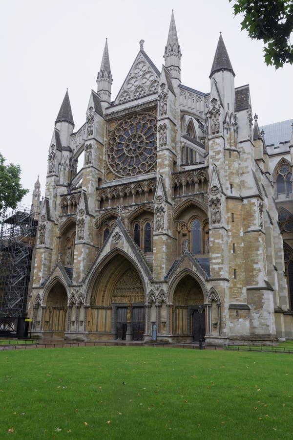 El otro lado de la abadía de Westminster imágenes de archivo libres de regalías