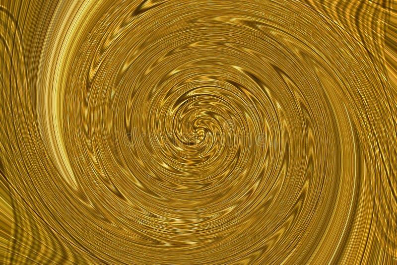 El paño enrarecido transparente del pantano se tuerce en un espiral fotos de archivo libres de regalías