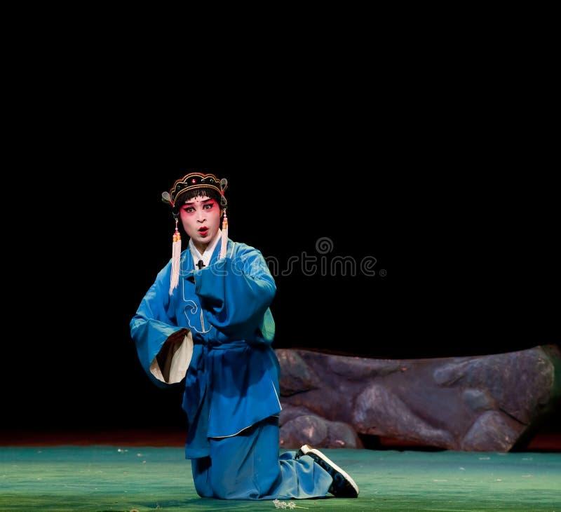 El pabellón de la brisa del š del ¼ del operaï de muchacho-Jiangxi del pastor fotos de archivo libres de regalías