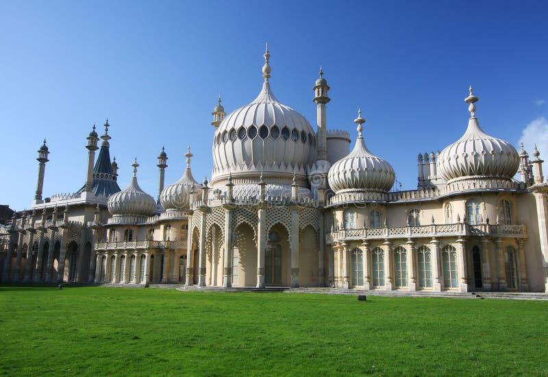 El pabellón real en Brighton imágenes de archivo libres de regalías