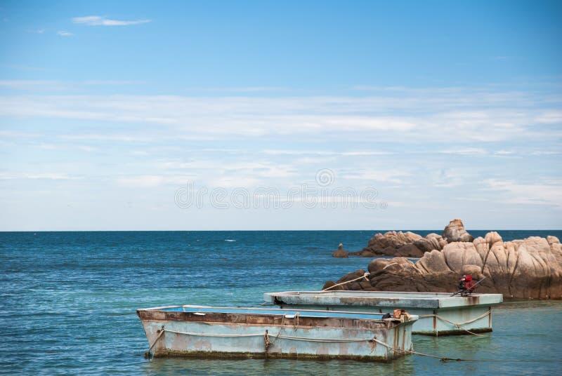 El paisaje marino hermoso imágenes de archivo libres de regalías