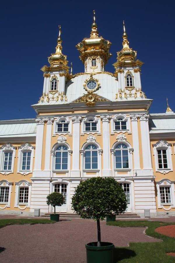El palacio de аnd del ³ de GÐ en jardín superior fotos de archivo