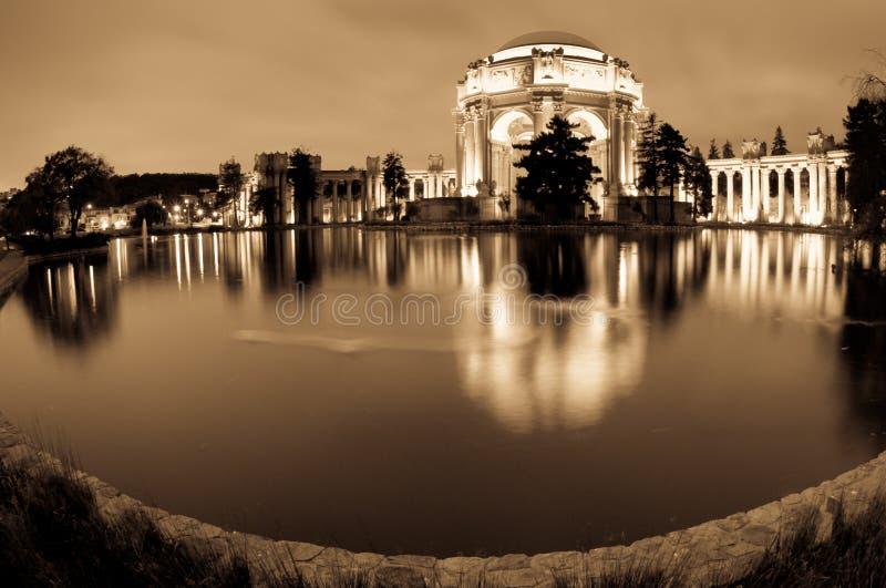 El palacio de bellas arte imagenes de archivo