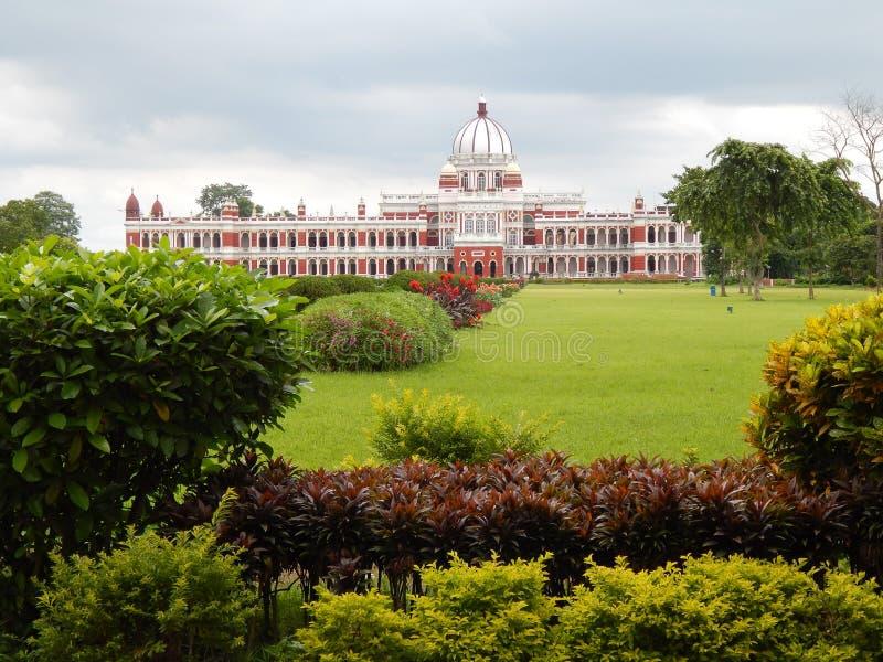 El palacio de CoochBehar imagen de archivo libre de regalías