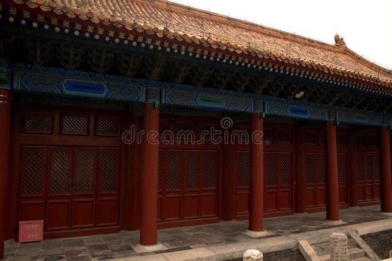 El palacio del trabajador, Pekín, China foto de archivo