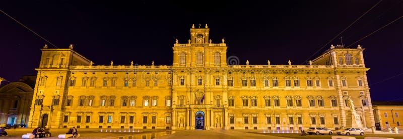 El palacio ducal de Módena imagen de archivo