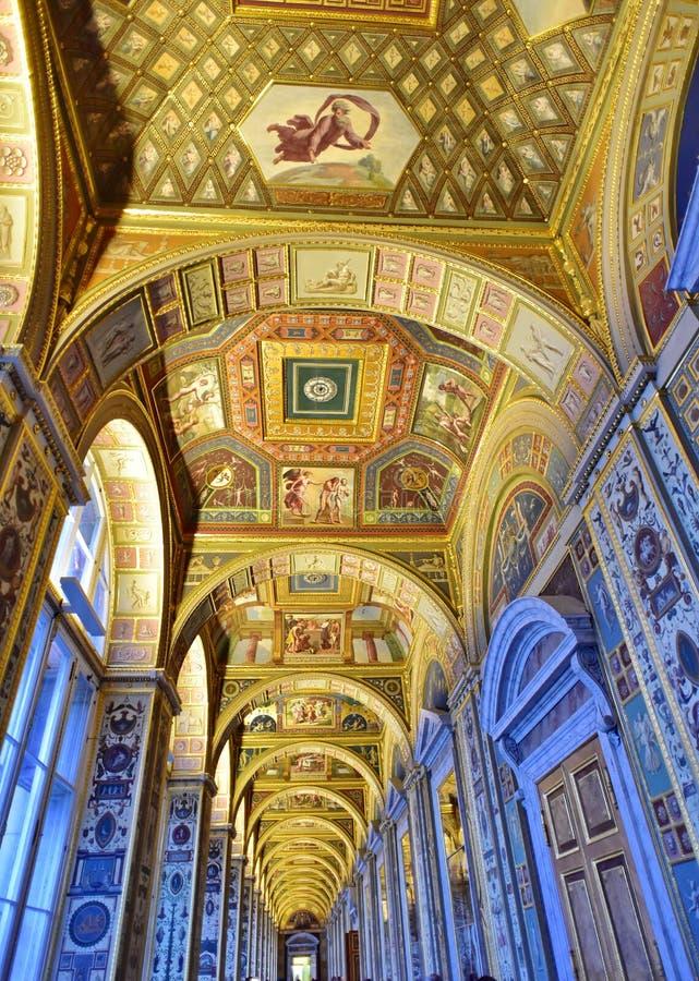 El palacio imperial colorido foto de archivo libre de regalías