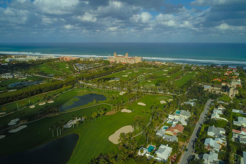 El Palm Beach la Florida los E.E.U.U. de los trituradores fotografía de archivo libre de regalías