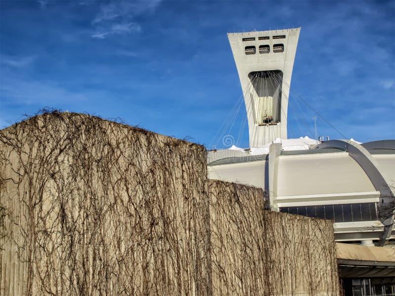 El palo del estadio Olímpico imagen de archivo libre de regalías