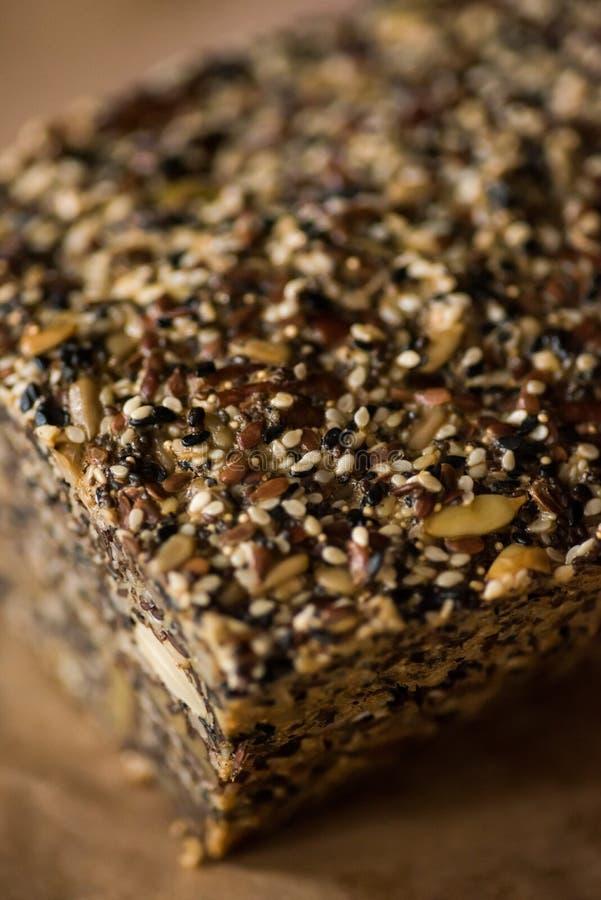 El pan de Paleo, gluten libera foto de archivo libre de regalías