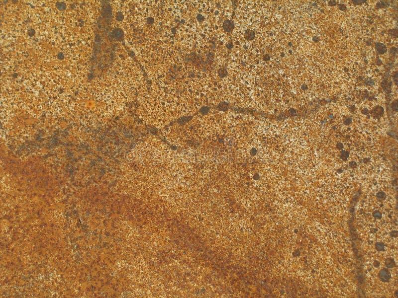 Download El Panel Aherrumbrado Del Metal Imagen de archivo - Imagen de oxidación, rusting: 59769