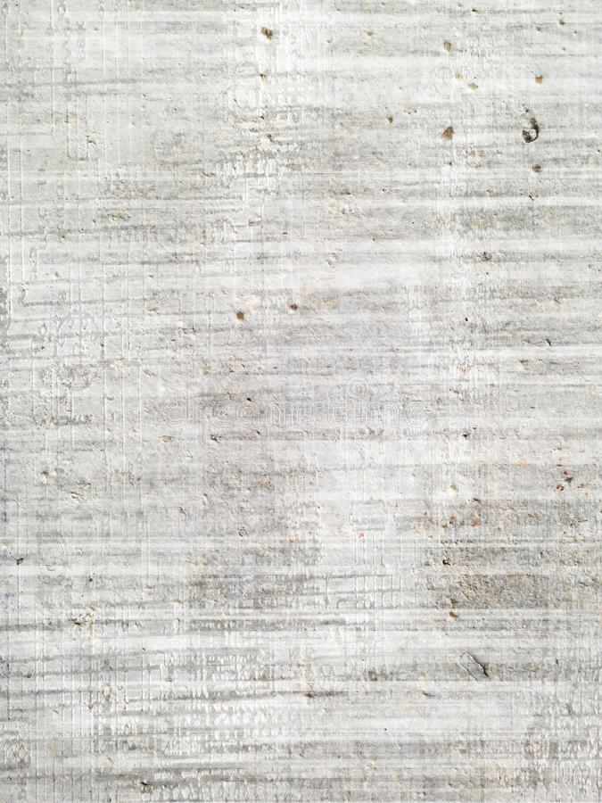 El panel concreto crudo imagen de archivo libre de regalías