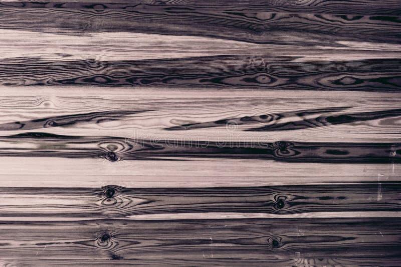 El panel de la madera texturizada para el fondo del color natural, _black pintado imagen de archivo libre de regalías