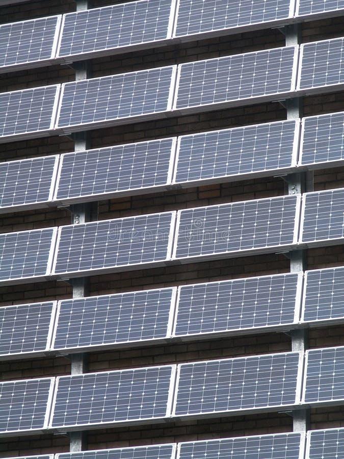 El panel solar 2 imagenes de archivo