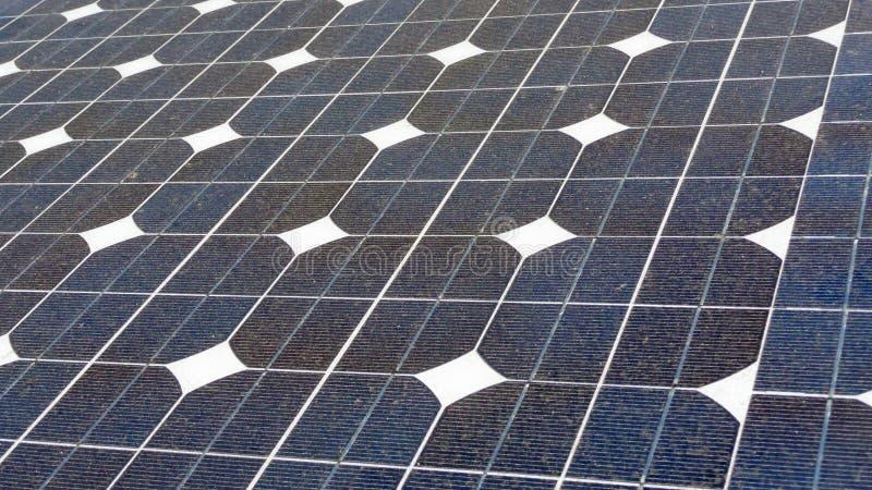 El panel solar imagen de archivo libre de regalías