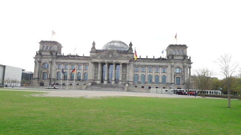 El Parlamento alemán imágenes de archivo libres de regalías