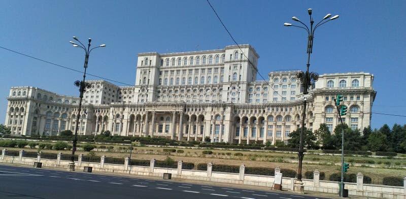 El parlamento contiene imagen de archivo libre de regalías