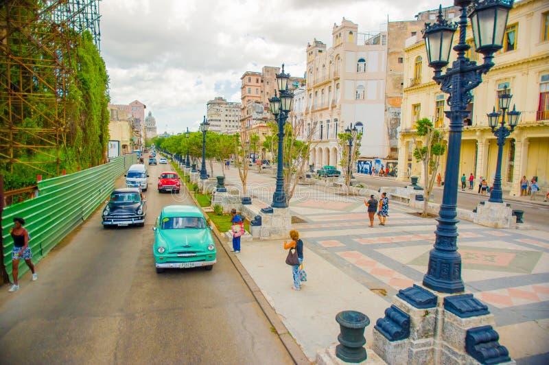 El paseo del prado una calle famosa en la habana for Calle prado jerez 3 navacerrada