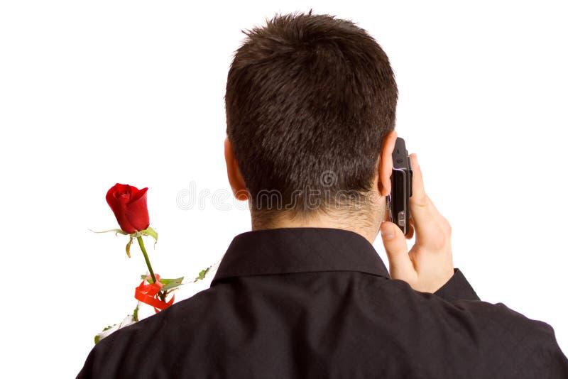 El pedir una fecha fotografía de archivo