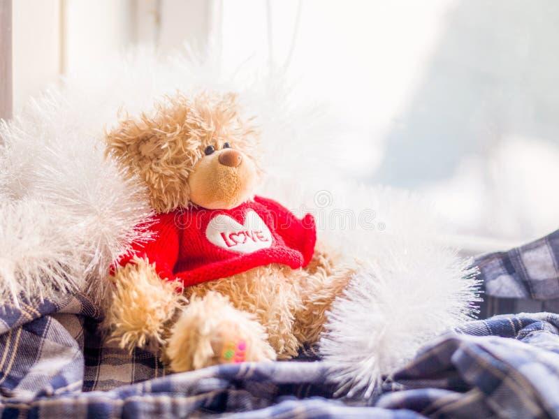El peluche del oso fotos de archivo