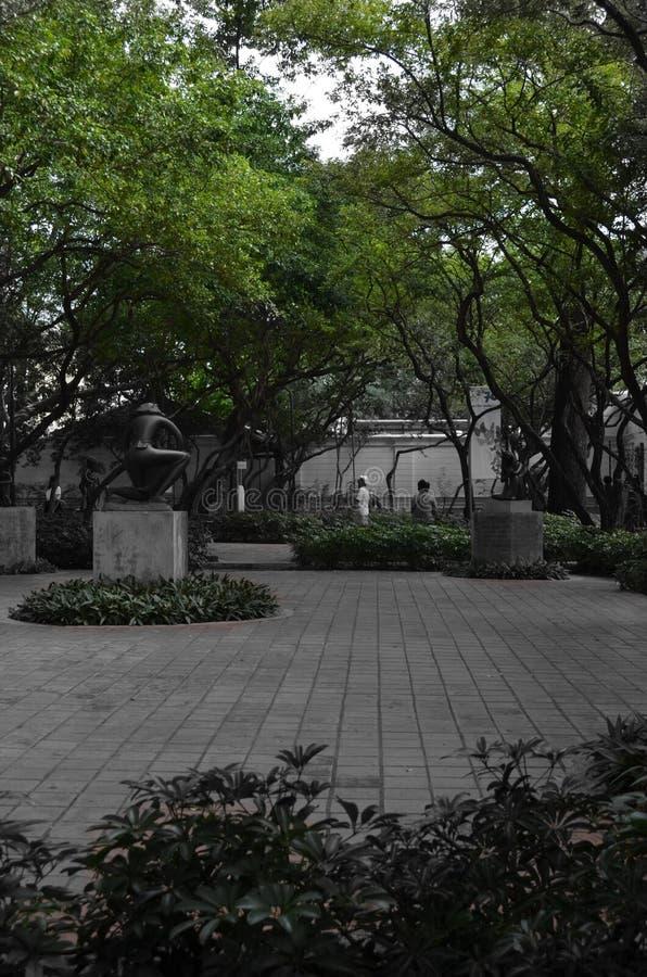 El pequeño jardín imagen de archivo libre de regalías
