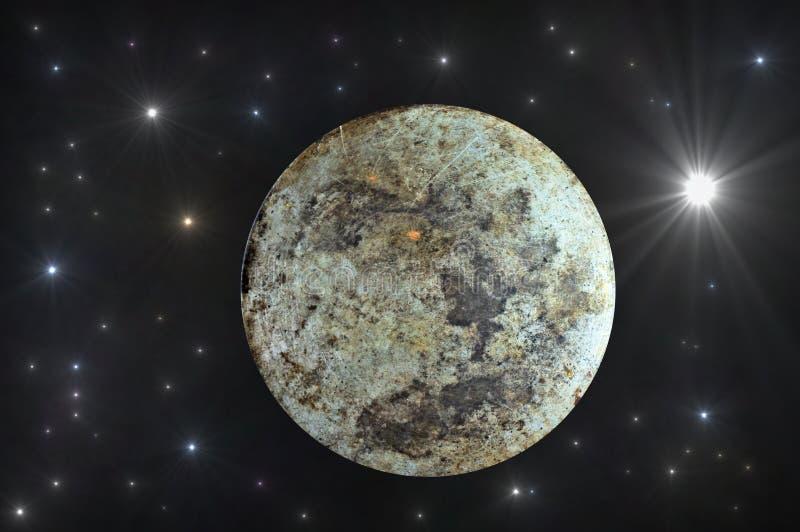 El planeta extranjero imagenes de archivo
