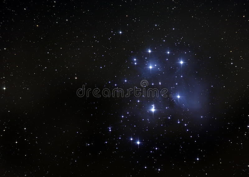 El Pleiades libre illustration
