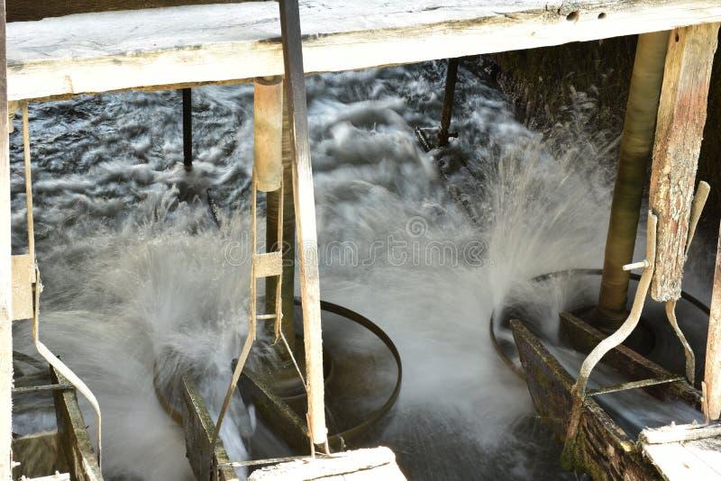 El poder del agua imagenes de archivo