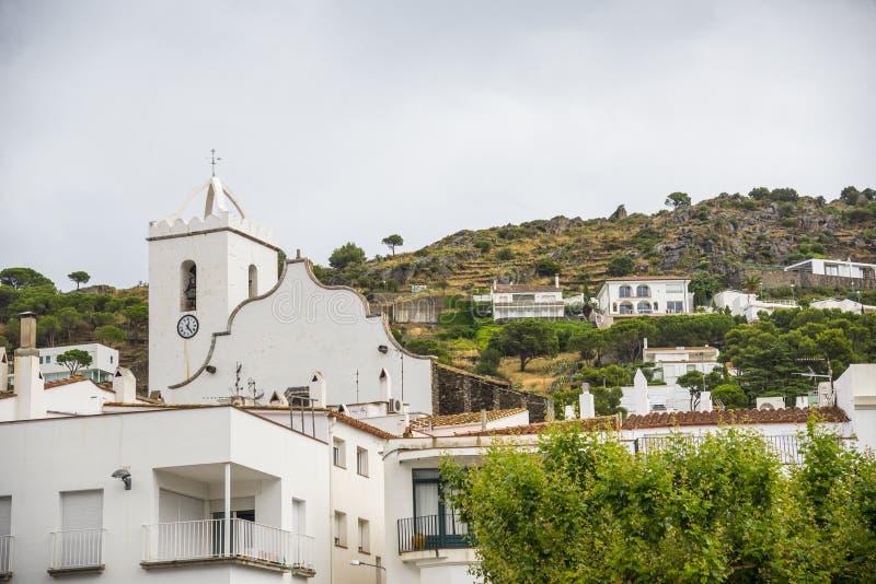 El Port de la Selva, Catalonia, Spain royalty free stock photography