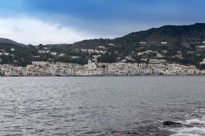 El Port de la Selva; Iberische Halbinsel; Katalanisch; Katalonien; Alt EmpordÃ; Cap de Creus lizenzfreie stockfotos