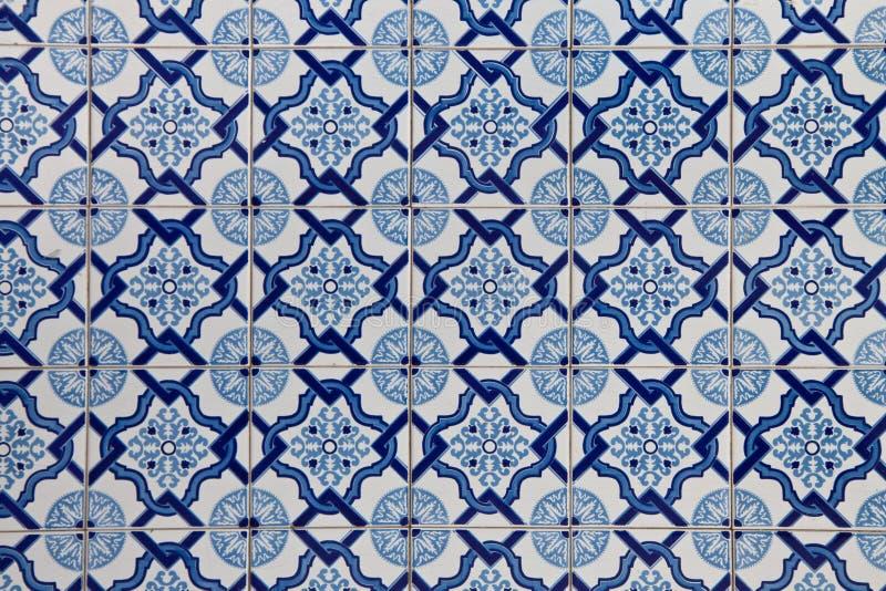 El portugués teja Azulejo fotografía de archivo